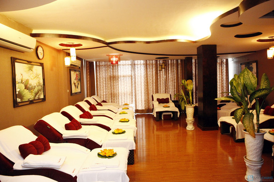 Foot massage Nguyệt Viên Lầu - 11