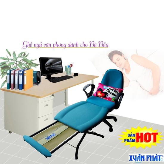 Ghế ngủ văn phòng dành cho bà bầu - 9