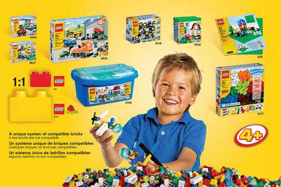 Hộp đồ chơi lego 4626 - My Kingdom - 8