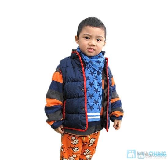 áo phao gile cho bé - 9
