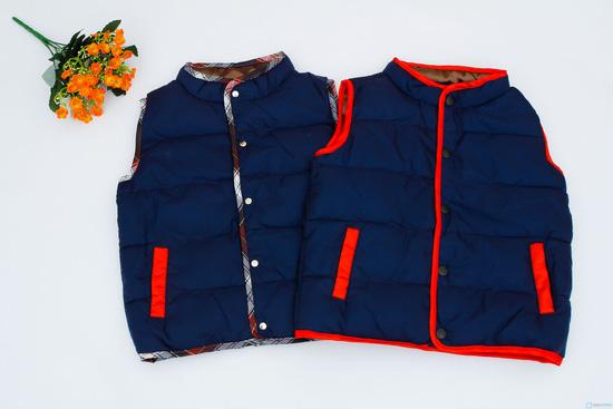 áo phao gile cho bé - 8