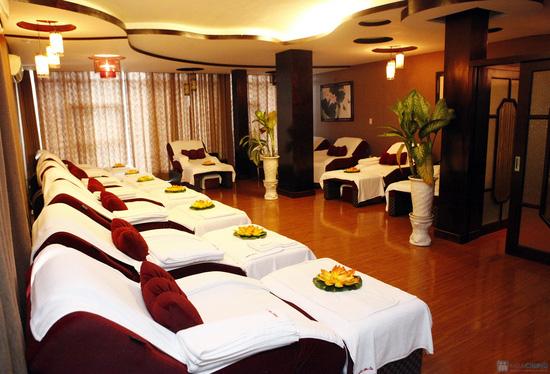 Foot massage Nguyệt Viên Lầu - 12