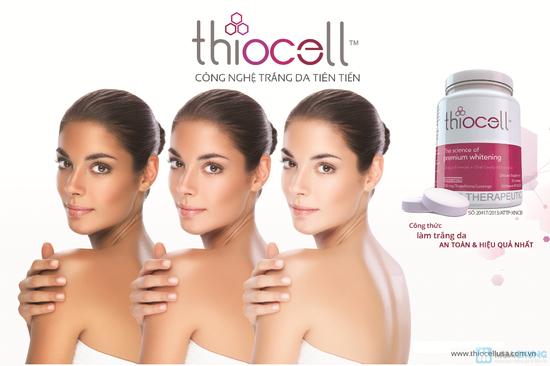 Viên ngậm làm trắng da Thiocell - 1
