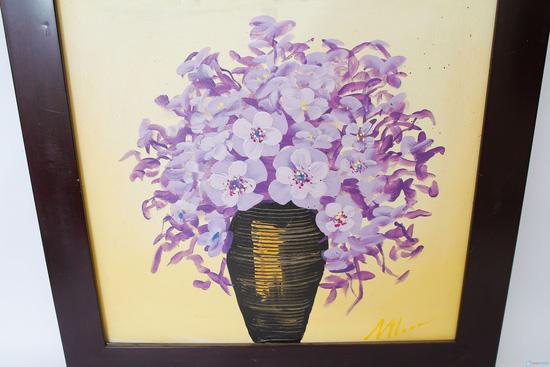 tranh sơn dầu 40x40 - 5