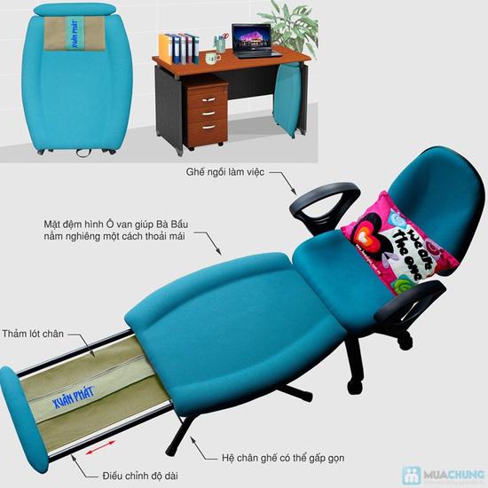 Ghế ngủ văn phòng dành cho bà bầu - 6