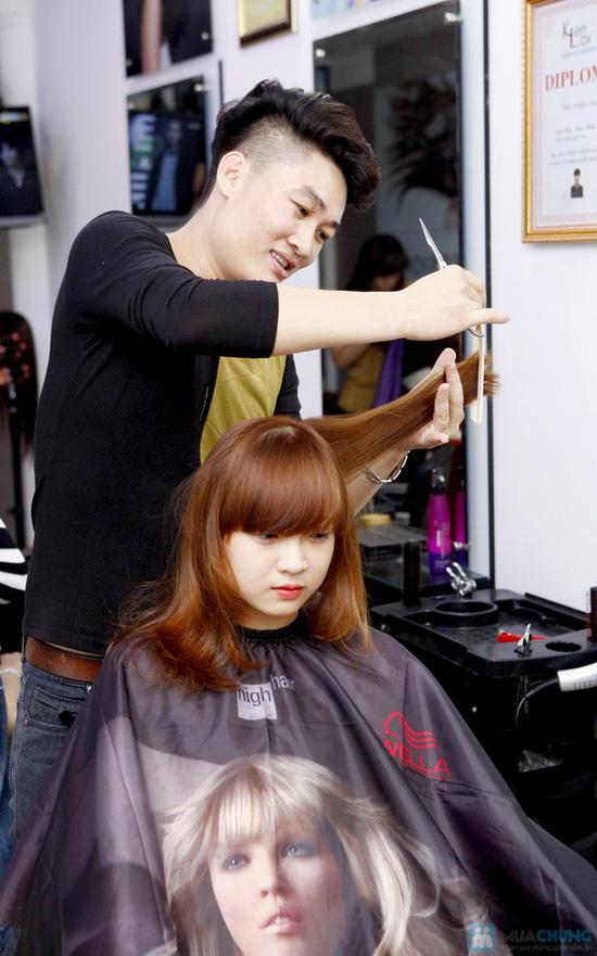 Cắt + Nhuộm/ Uốn/ Ép Hair Salon Thắng Sài Gòn - 3