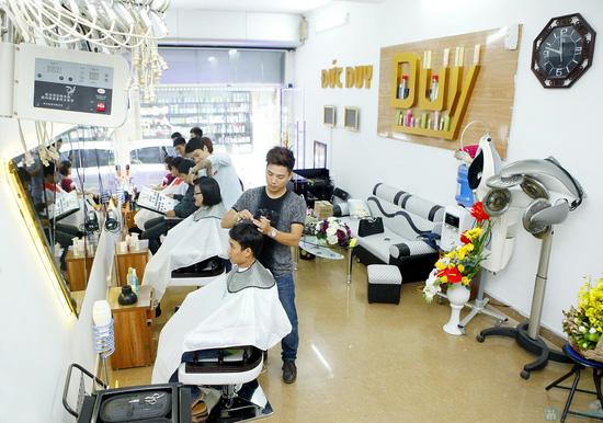 Gói làm tóc Salon Đức Duy - 2