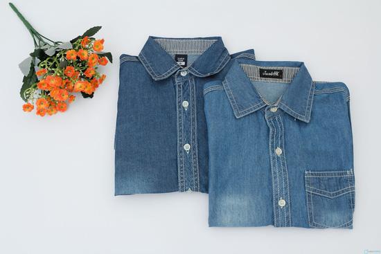 áo bò hàng xuất khẩu cho bé trai ( Size 8 đến 12 tuổi ) - 2