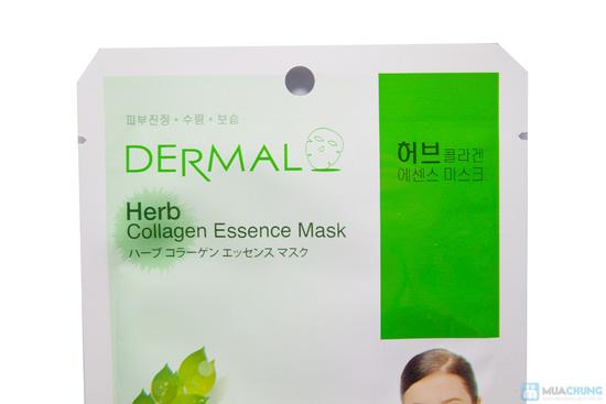 Combo 10 mặt nạ dưỡng da Dermal - Hàn Quốc - 3