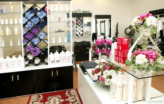 Lựa chọn gói dịch vụ: Uốn, Nhuộm, Ép tại Fan salon - 4