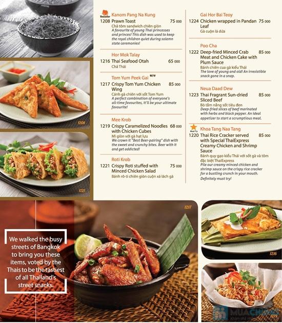 Phiếu giảm giá ăn uống tại ThaiExpress - 17