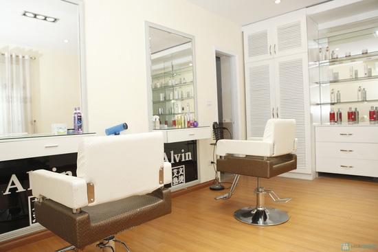 Lựa chọn 1 trong 3 gói dịch vụ Alvin Hair Salon - 9