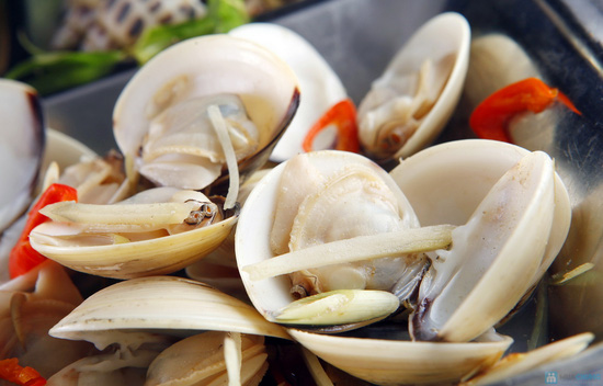 Khay hải sản Nha Trang - 2