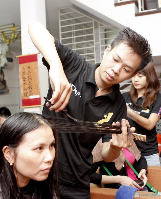 Làm tóc tại Salon Đẹp + - 6