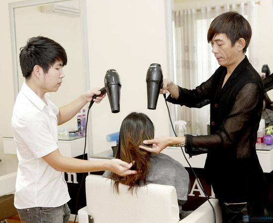 Lựa chọn 1 trong 3 gói dịch vụ Alvin Hair Salon - 26