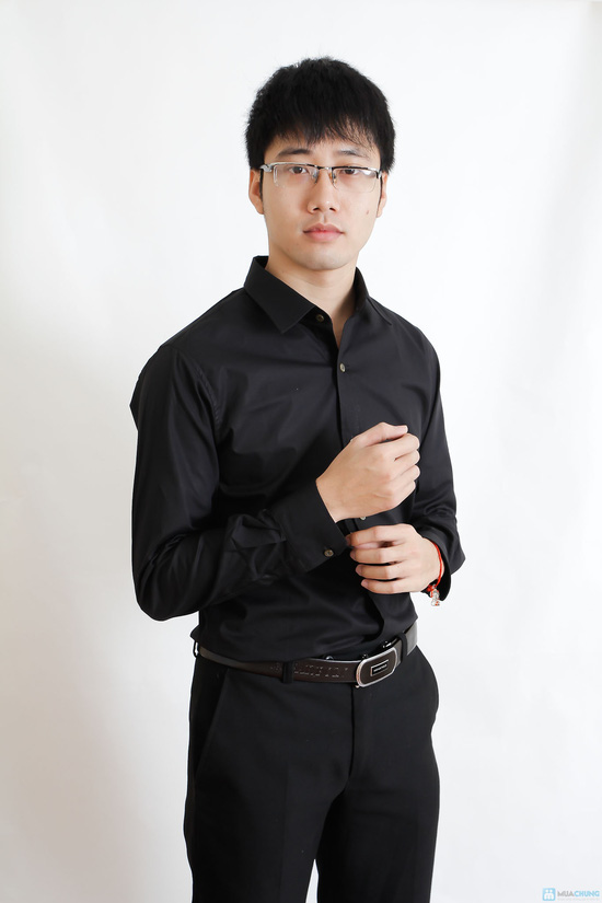 áo sơ mi công sở cho chàng trai thanh lịch - 3