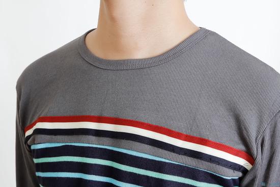 Combo 2 áo nỉ len kẻ cho nam - 4