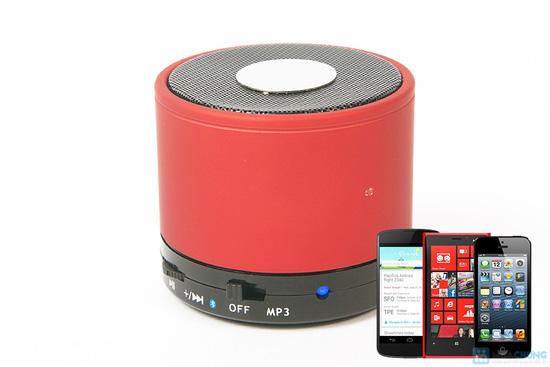 Loa nghe nhạc Bluetooth - 7