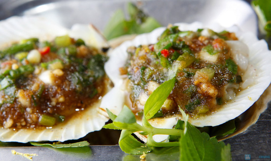Khay hải sản Nha Trang - 5