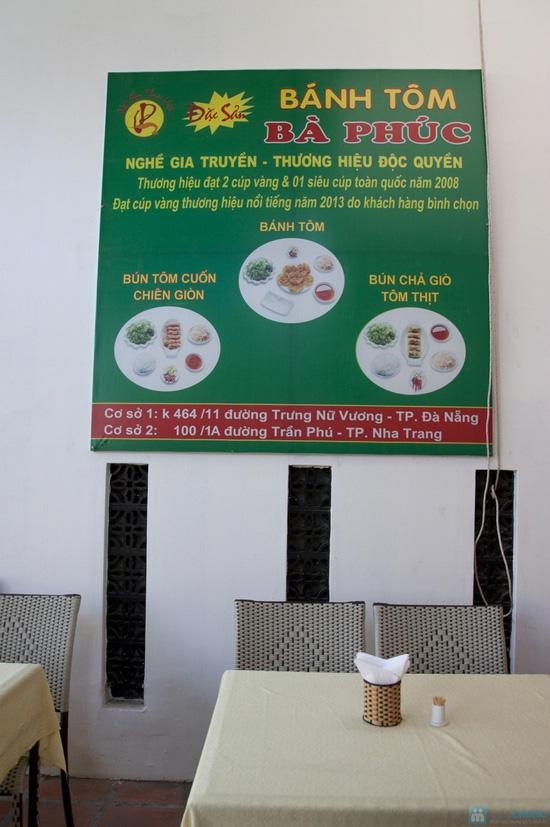 Combo bánh tôm Hồ Tây + Tôm cuốn chiên giòn + 2 phần nước trái cây - 10