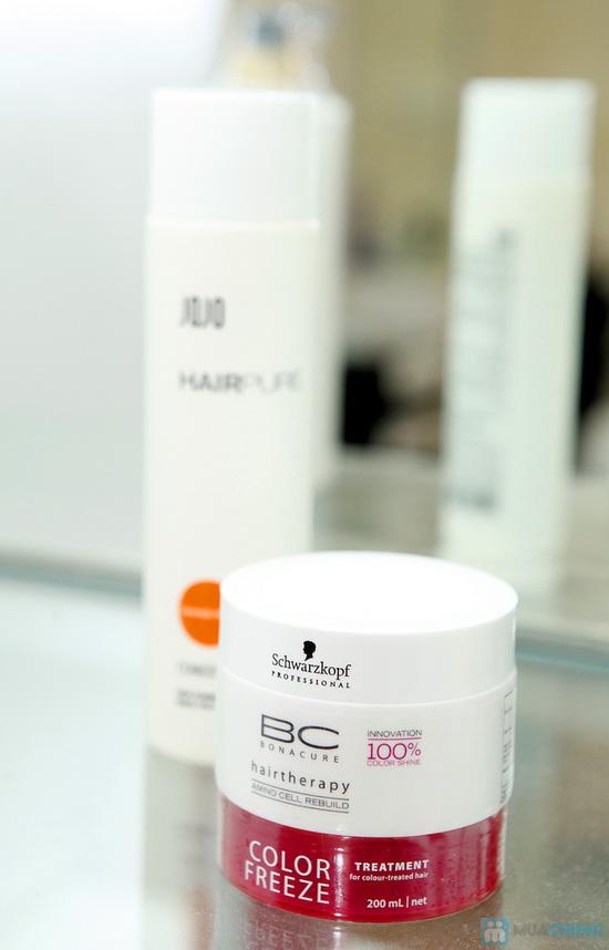 Lựa chọn 1 trong 3 gói dịch vụ Alvin Hair Salon - 33