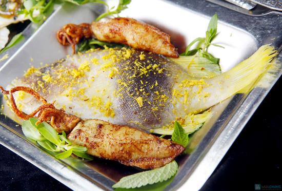 Khay hải sản Nha Trang - 6