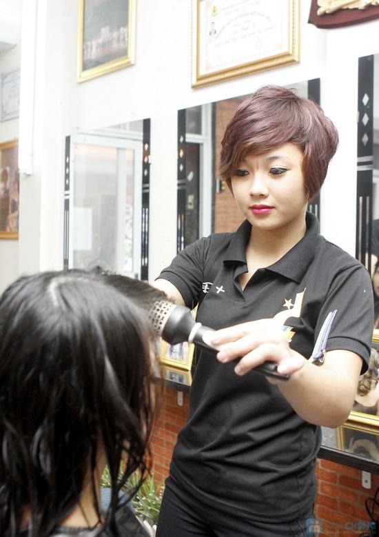 Làm tóc tại Salon Đẹp + - 14