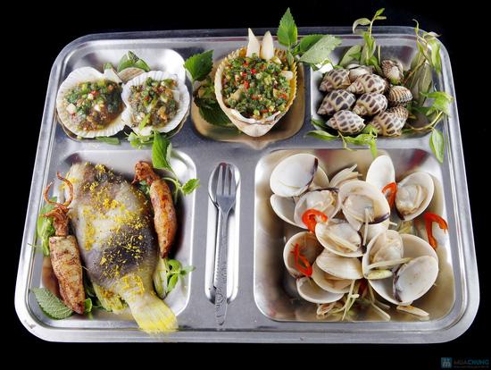 Khay hải sản Nha Trang - 1