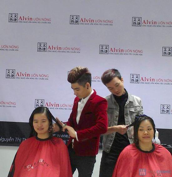 Lựa chọn 1 trong 3 gói dịch vụ Alvin Hair Salon - 3