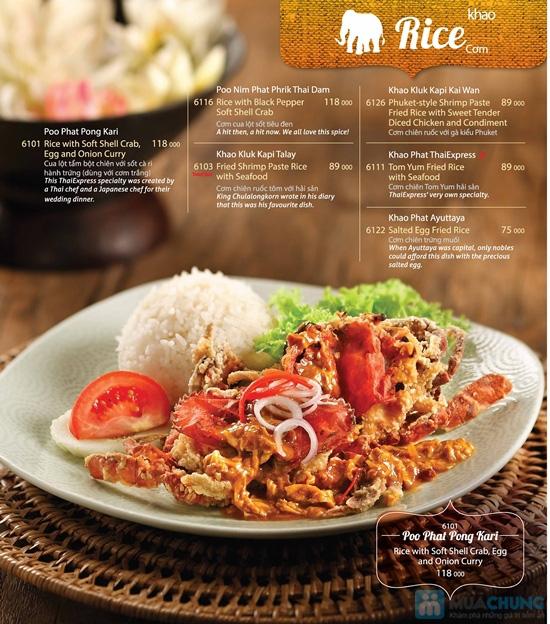 Phiếu giảm giá ăn uống tại ThaiExpress - 22