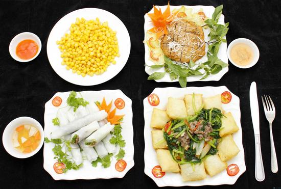 Lựa chọn 1 trong 2 set ăn tại Quán Trang - 6