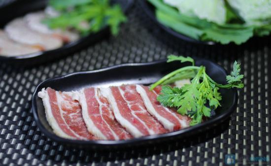 Set ăn đồ nướng + Lẩu Miso tại NH Sumo Boy dành cho 4 người - 7