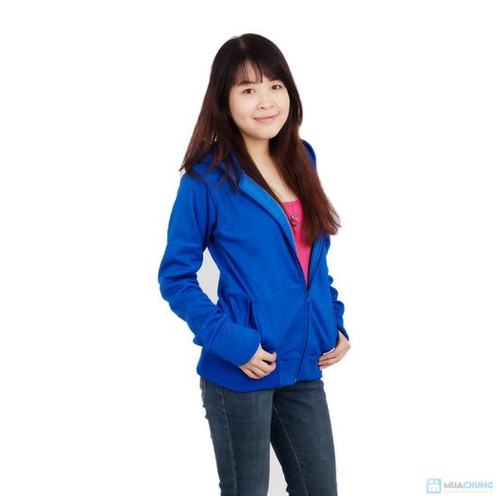 Áo khoác nữ có tay che - 4
