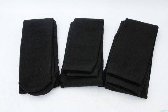 Combo 3 quần nỉ chun cho nữ - 1