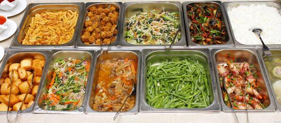 Thưởng thức Buffe trưa tại nhà hàng King Of Food - 23