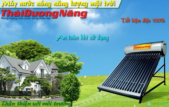 Máy nước nóng năng lượng mặt trời Sơn Hà 120 lít (Thái dương năng 15 ống) - 3