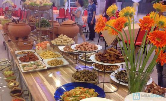 Buffet ốc - Hải sản tại Nhà Hàng Song Hùng - 8