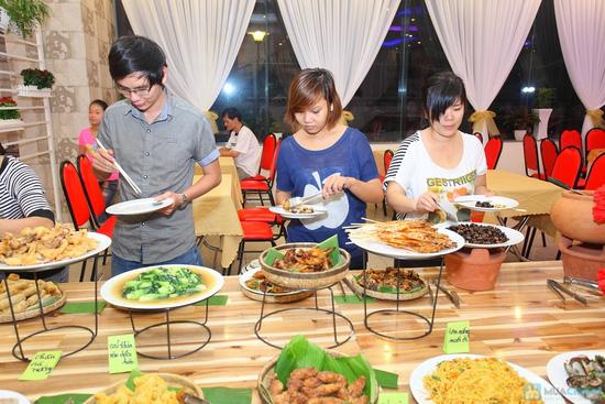Buffet ốc - Hải sản tại Nhà Hàng Song Hùng - 4
