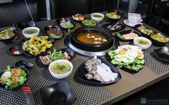 Set ăn đồ nướng + Lẩu Miso tại NH Sumo Boy dành cho 4 người - 1