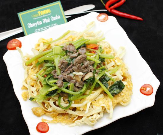 Lựa chọn 1 trong 2 set ăn tại Quán Trang - 5