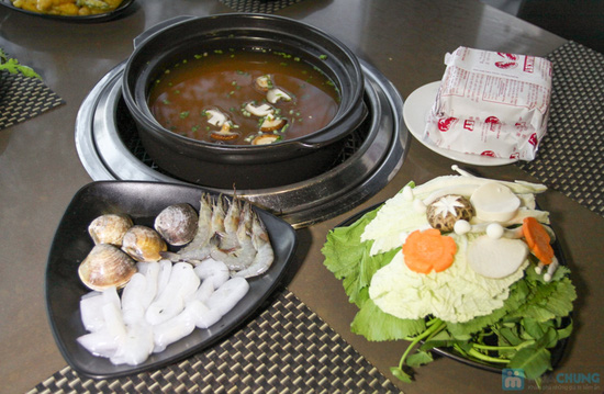 Set ăn đồ nướng + Lẩu Miso tại NH Sumo Boy dành cho 4 người - 9