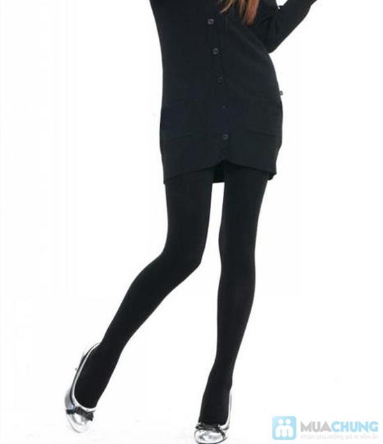 Combo 3 quần nỉ chun cho nữ - 5