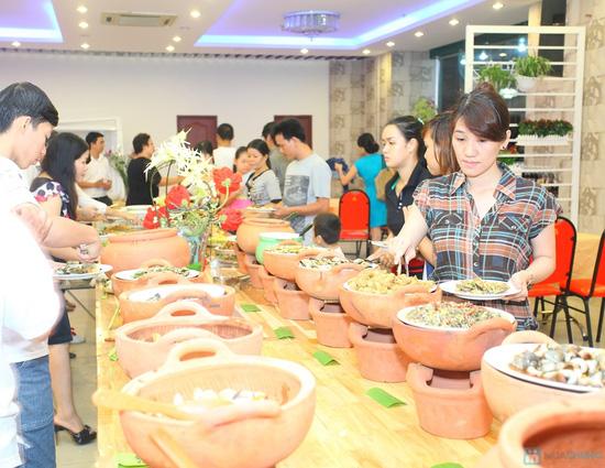 Buffet ốc - Hải sản tại Nhà Hàng Song Hùng - 1