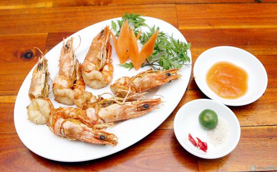 Chọn 1 trong 2 set hải sản nhà hàng Cua Vàng - 5