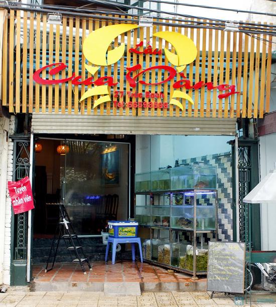 Chọn 1 trong 2 set hải sản nhà hàng Cua Vàng - 17