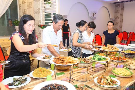 Buffet ốc - Hải sản tại Nhà Hàng Song Hùng - 2