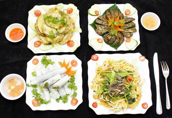 Lựa chọn 1 trong 2 set ăn tại Quán Trang - 1