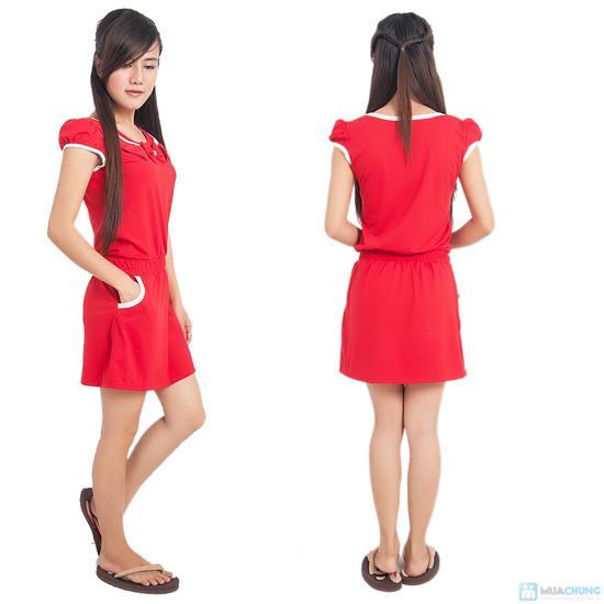 Đầm mặc nhà - 8