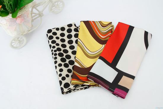 Com bo 3 khăn quàng cổ ngắn - 2