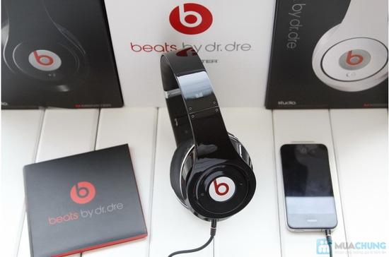 Khuấy động âm nhạc với Headphone MONSTER BEATS SOLO HD - 4